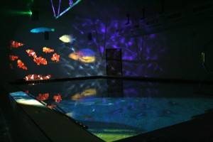 Sensory Pools from Sensory Technology Ltd