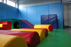 softplay room activity trail