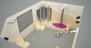 Sensory Room Design before