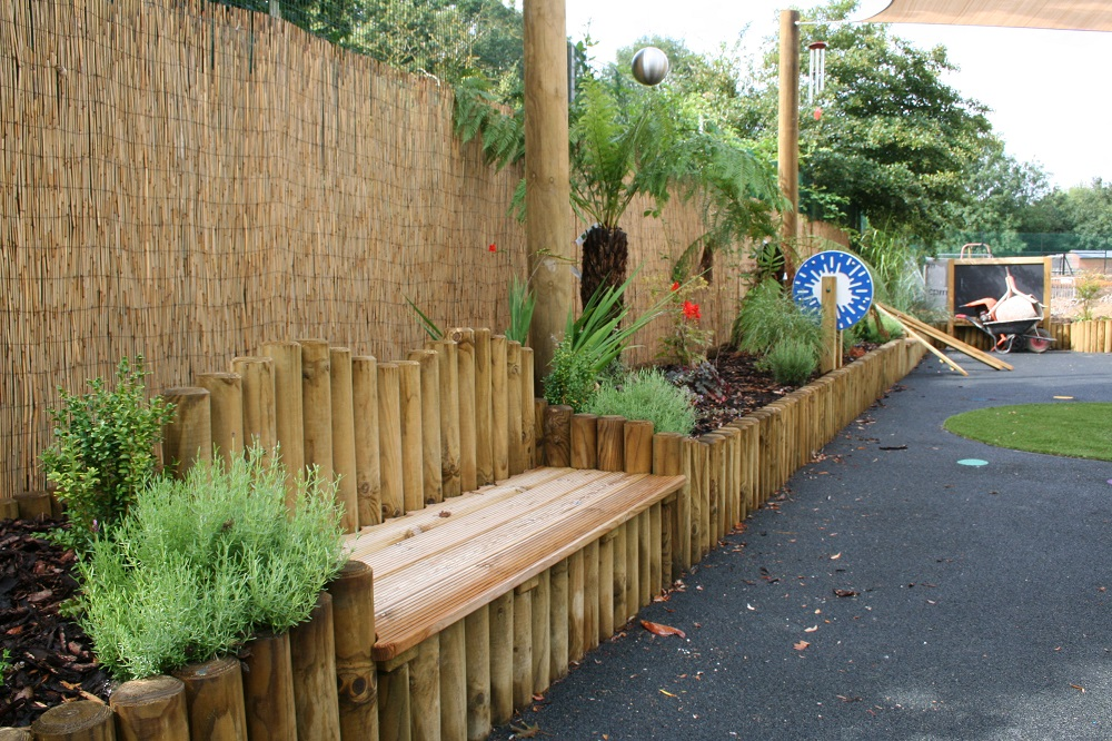 Sensory Garden Design By Technology