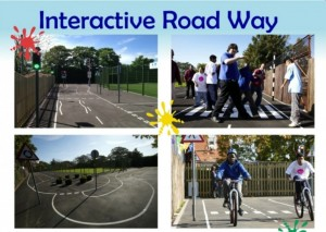 Road Safety - Sensory Street