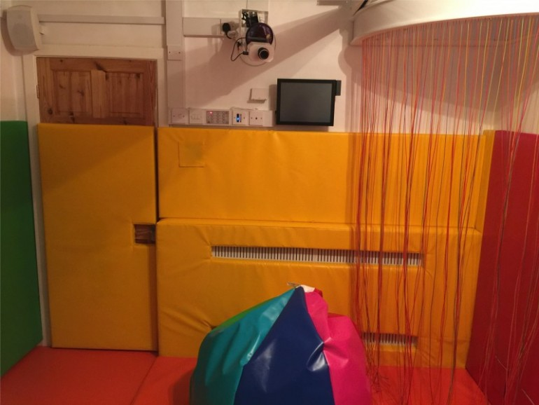 Home sensory room installation in Nottingham