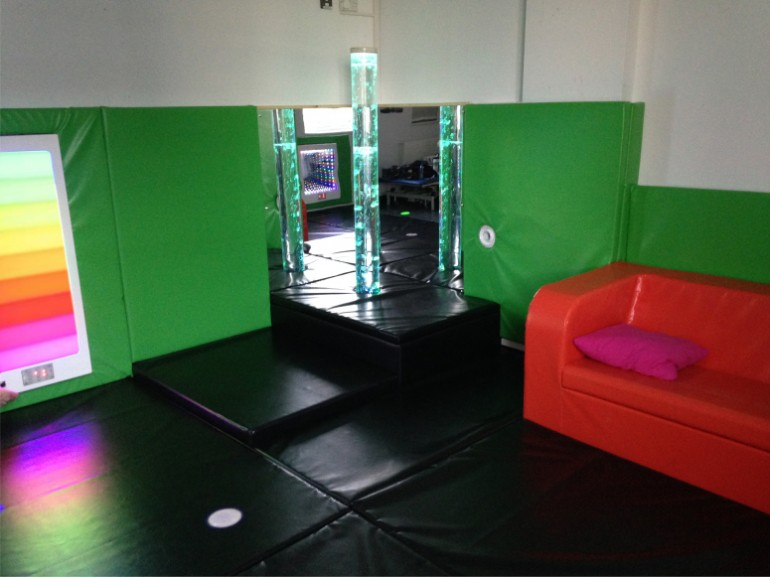 London sensory room installation