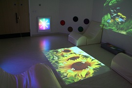 Sensor Floor - The Interactive Floor from Sensory Technology