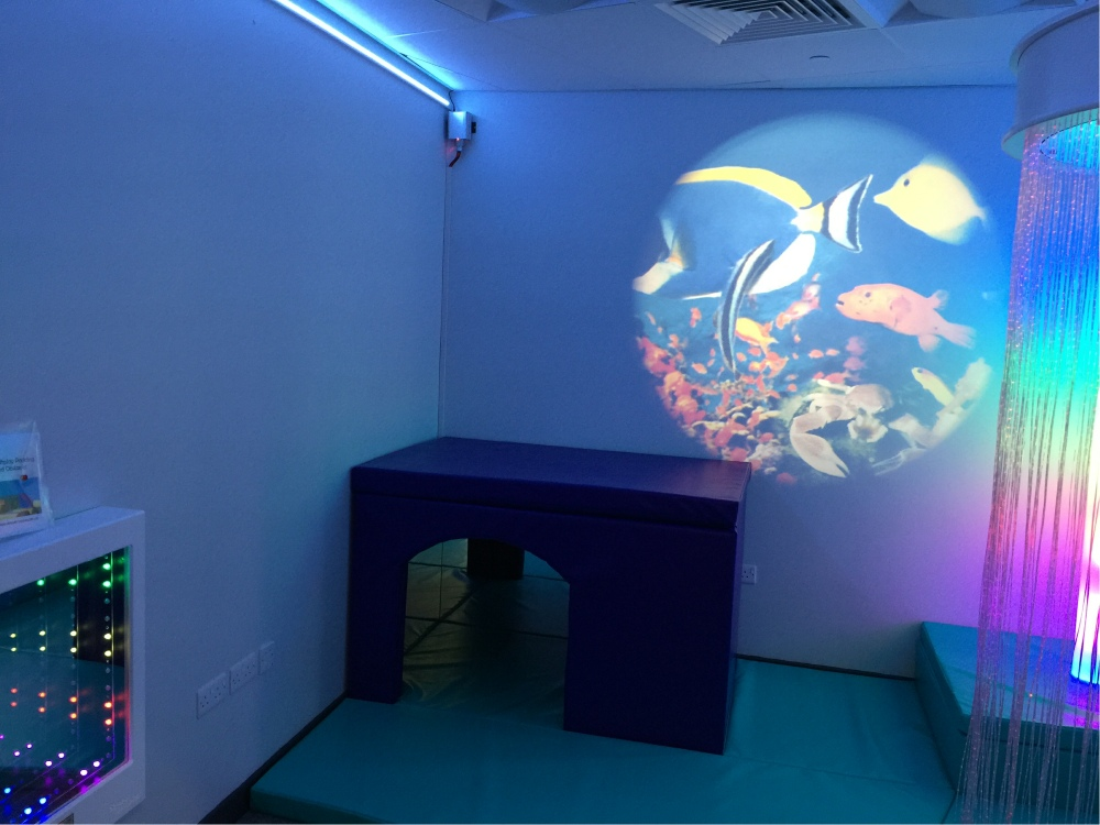 Barnsley Sensory Room Installation Outwood Academy