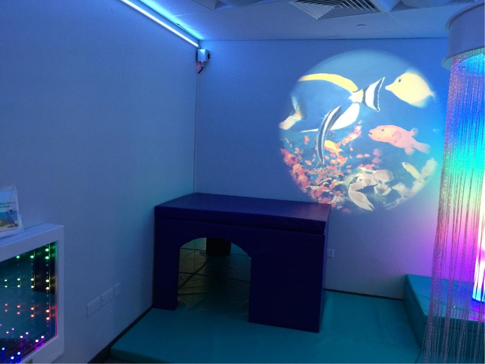 Barnsley Sensory Room Installation Outwood Academy