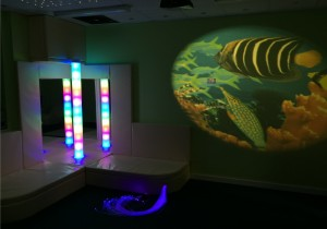 sensory rooms for market field school