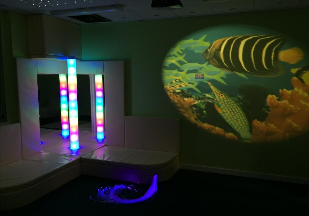 Sensory Rooms For Market Field School Sensory Technology Ltd