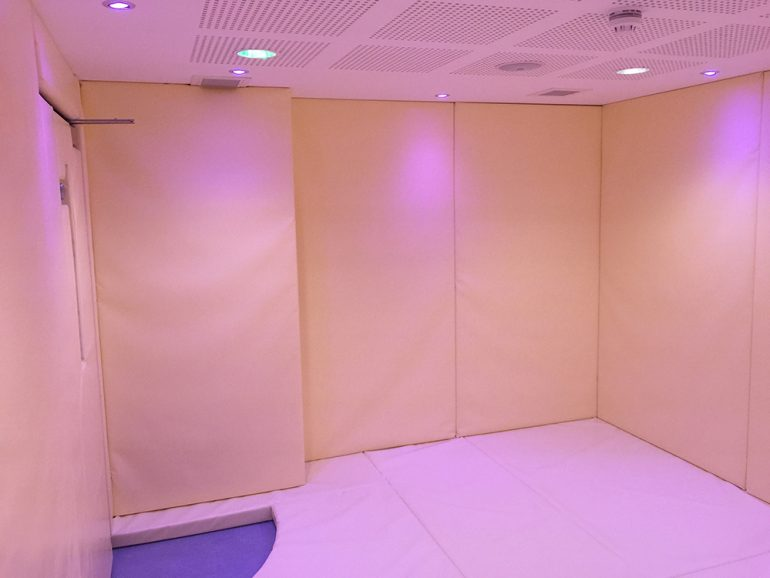 Sensory Serenity Calming Room