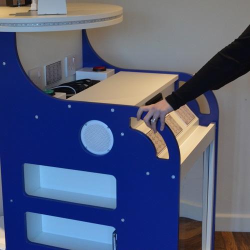 Portable Sensory Room easy to move