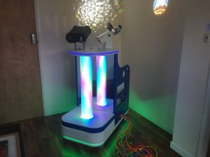 Sensory Trolley with Borealis Tube