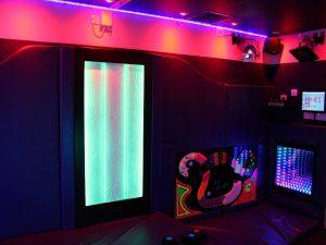 Interactive Sensor Darkroom