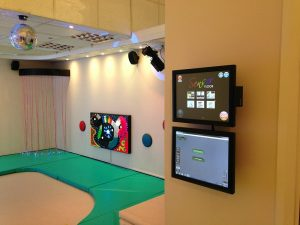 Sensory Room Upgrade to a More Advanced System at Portland School