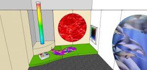 Small Sensory Room Concept