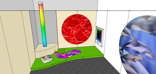 Small Sensory Room Design