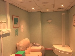 Wellbeing Rooms for NHS Staff