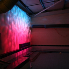 Sensory Pool Lighting Effects