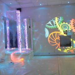 Sensory White Room