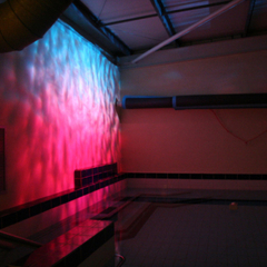 Sensory Pool Lighting Effects