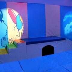 Interactive Hideaway Hut
