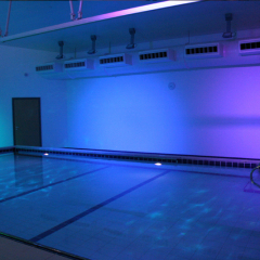 Sensory Pool Colour Wash Lighting