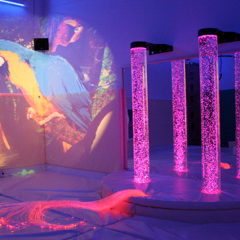 Sensory Room with Softplay