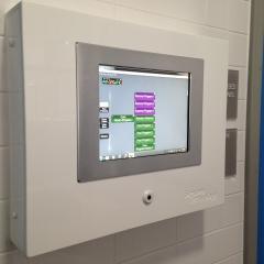 Touchscreen Sensory Pool Control