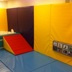 Interactive Soft Play Area